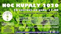 II Rajd Odkrywców połaczony z Nocą Kupały i 10-leciem GPCKiE w Plichtowie